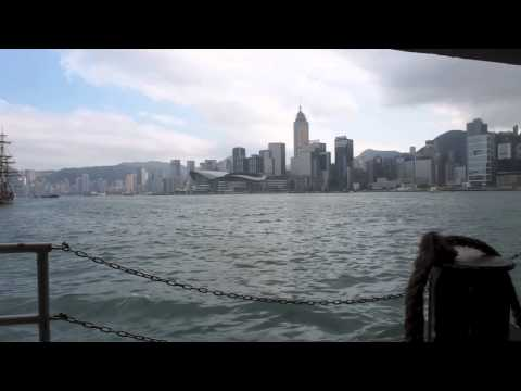 Things To Do In Hong Kong: Star Ferry Ride