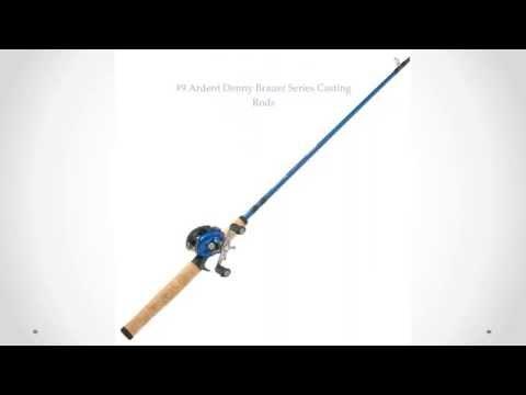 Top 10 Fishing Rod for Bass Fishing