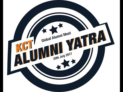 KCT Global Alumni Meet'17 - Invite
