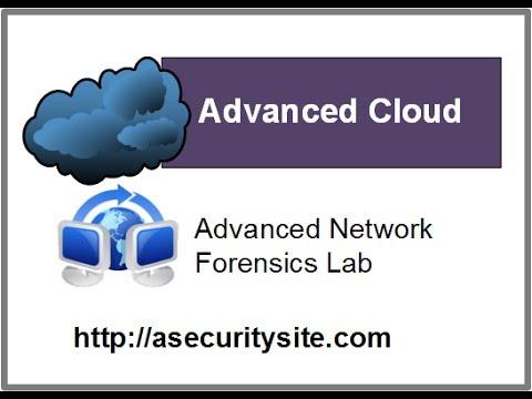 Advanced Network Forensics Lab