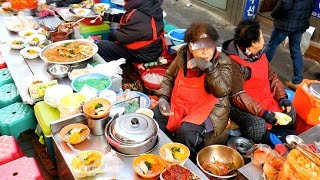 Download MASSIVE Korean Street Food Tour in BUSAN, SOUTH KOREA- Gukje Market STREET FOOD Video