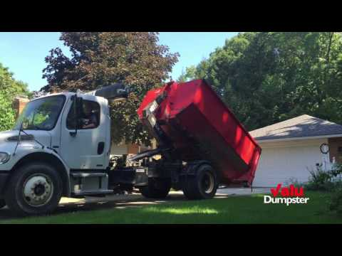 The Easiest Way to Rent a Dumpster
