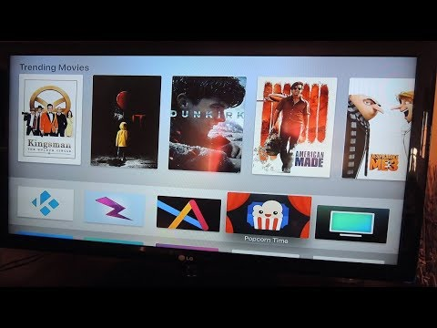 New Hack Your Apple TV 4G Watch Movies For FREE 2018