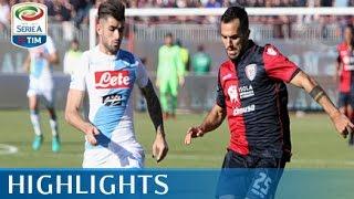 Cagliari - Napoli - 0-5 - Highlights - Giornata 16 - Serie A TIM 2016/17