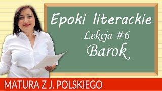 63. Matura z polskiego:  epoki literackie - barok