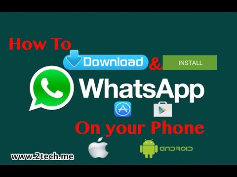 Xxx Mp4 How To Download And Install WhatsApp 3gp Sex