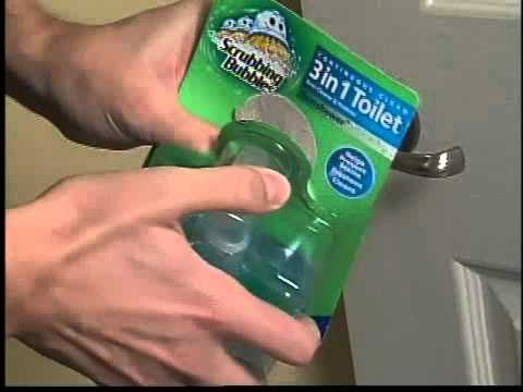 Will This Scrubbing Bubbles Toilet Cleaner Keep Your Toilet