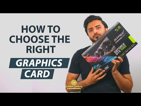 How to Choose the Right Graphics Card - 4K 2018
