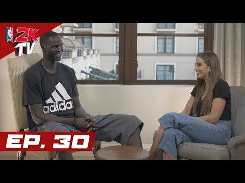 The Bucks' Thon Maker on his NBA Playstyle - NBA 2KTV S4. Ep.30