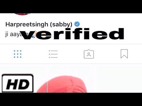 How to verified instagram without jailbreak By Harpreet singh