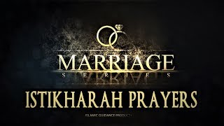 Istikharah For Marriage
