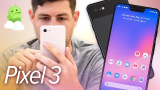 Google Pixel 3 + 3 XL hands-on: What the leaks DIDN