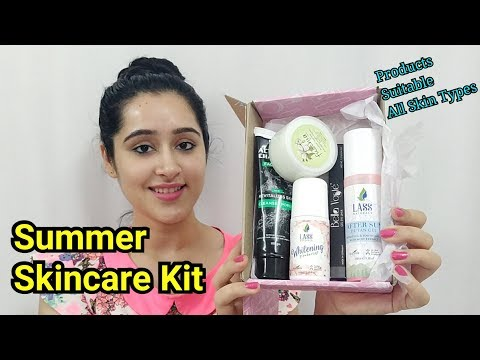 Summer Affordable Skincare Products in the Blush Box April Edition
