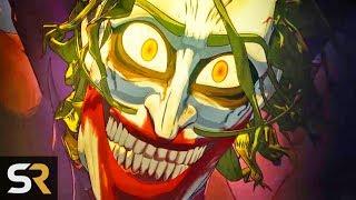 10 Alternate Versions of The Joker You Didn
