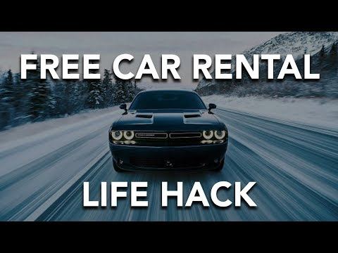 How To Get A Free Rental Car