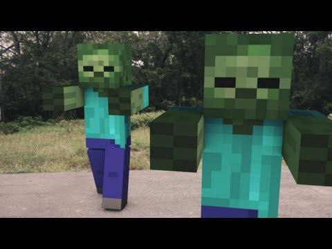 Minecraft: Zombie Attack