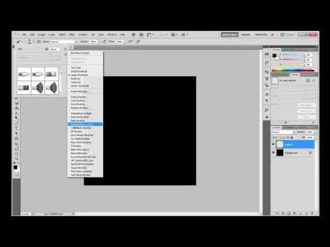 How to Change Brush Color In Photoshop