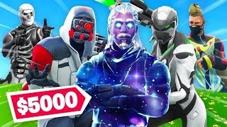 My $5000 Fortnite Account