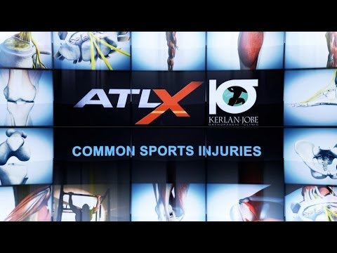 Common Sports Injuries: Stress Fractures
