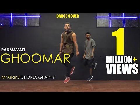 Ghoomar   Padmavati   Kiran J   DancePeople Studios