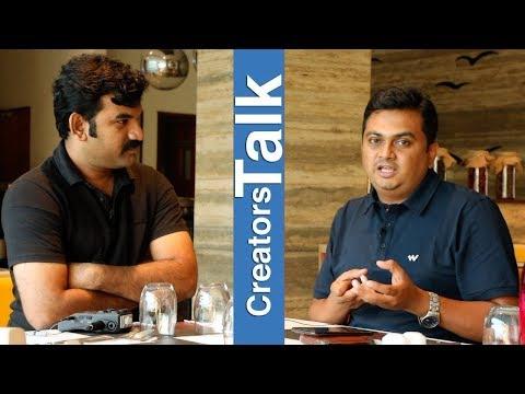 Creators Talk with Sujith Bhakthan