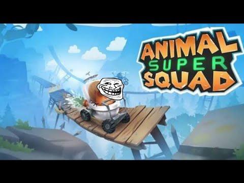 Troll Gaming! | Animal Super Squad Gameplay | Jay Jayz PH | Filipino