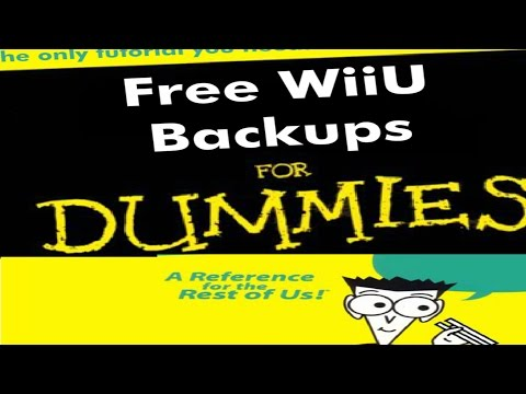 Download and Play Free Wii U Games Backups on Any WiiU Easiest 1 Click Soft Mod 1