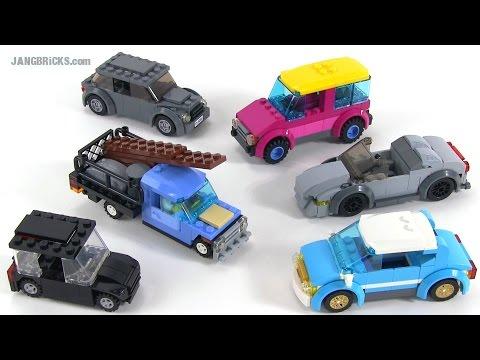 Quick & ugly custom LEGO Cars & Trucks Dec. 9, 2014