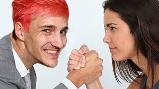 NINJA RESPECTS ALL WOMANS 📰 PEW NEWS📰