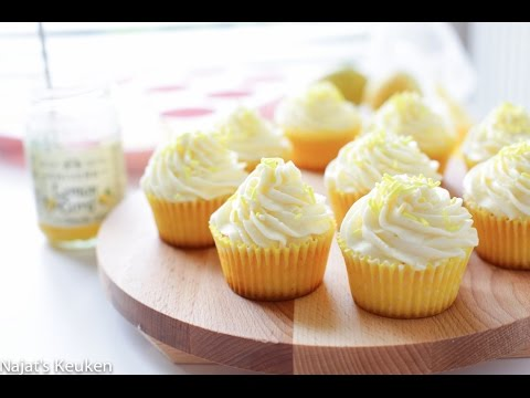How to make Lemon Cupcakes