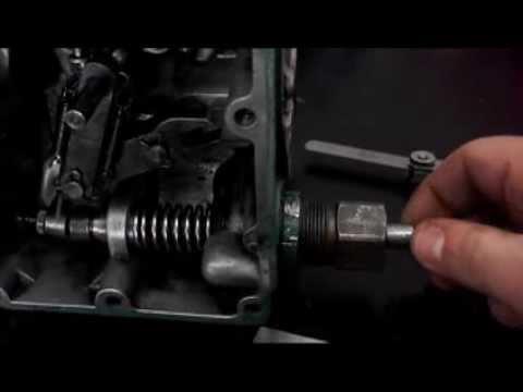 How to Set Maximum No Load RPM on Detroit Diesel 71 series 8v71 6v71