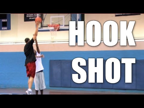 JaVale McGee : Hook Shot