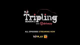 Time for a road trip with Tripling | Sneak Peek | All episodes streaming now on TVFPLAY and SONYLIV
