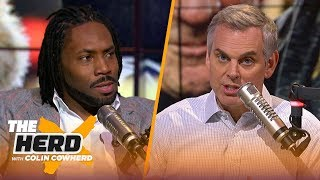 'Mahomes has a talent you can't teach,' Antonio Cromartie picks Chiefs over 49ers | NFL | THE HERD