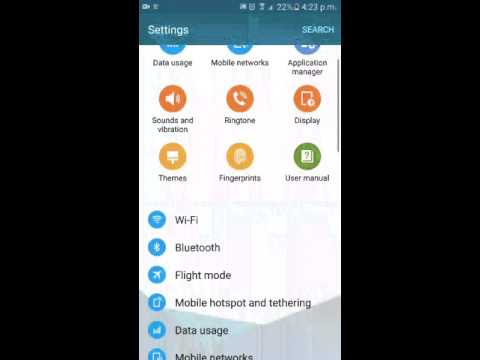 Android 6.0 - Marshmallow Home and Back Vibration