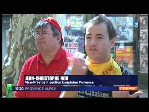 Les Us@pistes Section Provence sur France 3 !!  USAP-RCT A BARCELONA