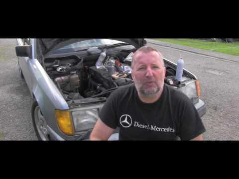 Mercedes Exhaust Manifold Leak Repair