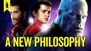 SPIDER-MAN: FAR FROM HOME: A New Philosophy for Marvel – Wisecrack Edition
