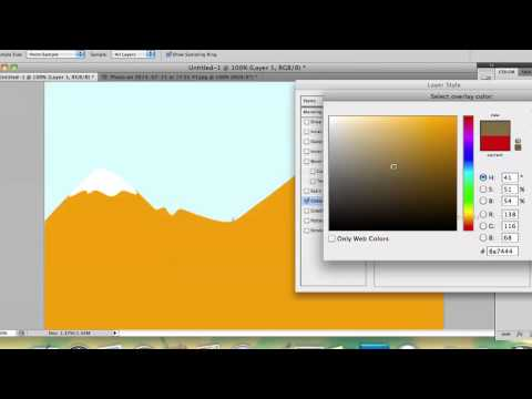 How to Use Replace Color in Photoshop CS5 : Adobe Photoshop Tutorials