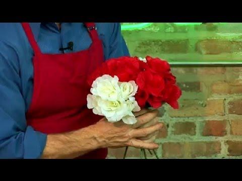 DIY Silk Flower Arrangements : Floral Design