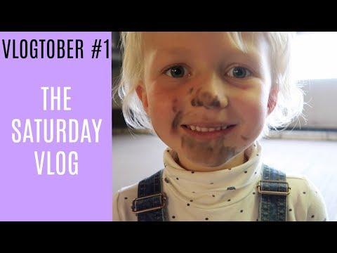 Vlogtober | The Saturday Vlog | Mrs Rachel Brady