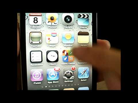 How to make iPhone speak selected text aloud