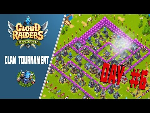 Cloud Raiders - CT #3: Beautiful Raids!
