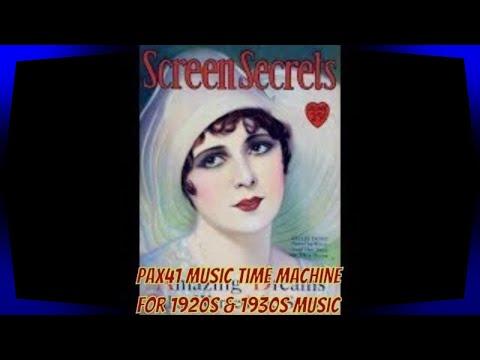 Return To The Era Of Wonderful 1920s Music @Pax41