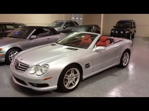 2006 Mercedes-Benz SL500 SOLD(#12801) Plymouth, MI