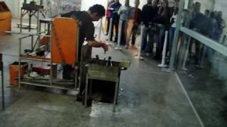 Mestre vidreiro, Gramado-RS