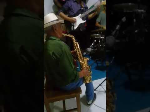 Xxx Mp4 Mestre Lico De Marapanim Pará Ou Amaral Do Sax Com Seus 88 Anos Ainda Tocando Seu Sax 3gp Sex