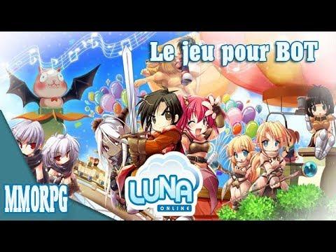 Luna Online: Reborn | Le MMORPG pour BOT