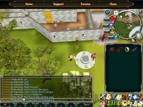 How to get a pet in Runescape (MEMBERS)