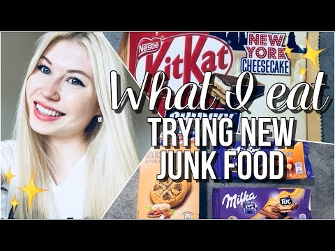 What I Eat - Trying New Snacks + Losing Your Identity in Anorexia Recovery